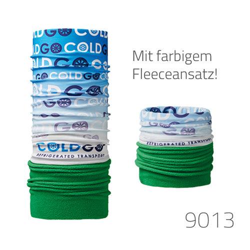 Multifunktions-Schal mit Fleece