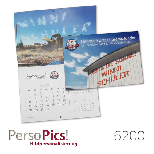 Broschürenkalender